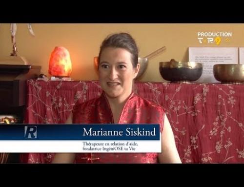 Entrevue TV : Thérapie, massothérapie et sonothérapie