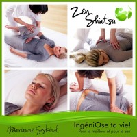 Massage Shiatsu par Marianne Siskind massothérapeute
